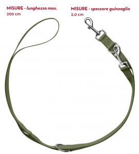 Hunter - Guinzaglio Addestramento London - 20/200