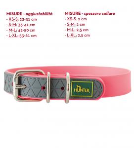 Hunter - Collare Convenience - S/M