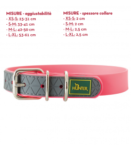 Hunter - Collare Convenience - M/L