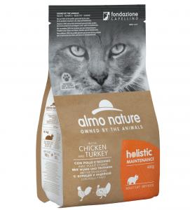 Almo Nature - Holistic Cat Maintenance - Adult - 400 g