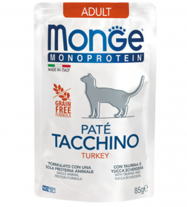 Monge Cat - Monoprotein - Adult - 85g x 7 buste