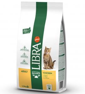 Libra Cat - Adult - 10 kg - 5 sacchi + 1 omaggio