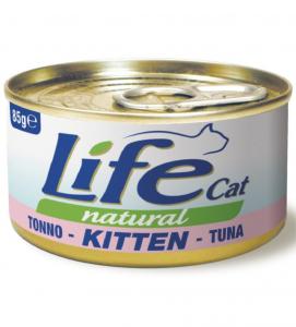 Life Cat - Natural - Kitten 85g x 6 lattine