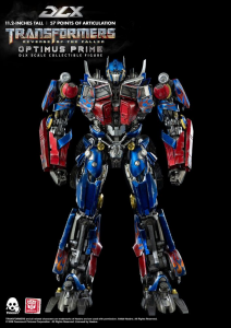 *PREORDER* Transformers Revenge of the Fallen DLX: OPTIMUS PRIME by ThreeZero