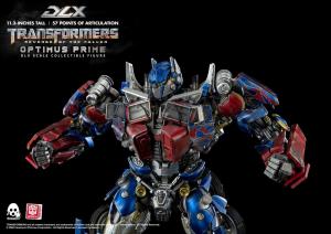 *PREORDER* Transformers Revenge of the Fallen DLX: OPTIMUS PRIME 1/6 by ThreeZero