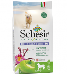 Schesir Dog - Natural Selection - Adult - Medium/Large - 2,24 kg