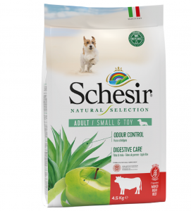 Schesir Dog - Natural Selection - No Grain - Adult - Toy/Small - 4,5 kg