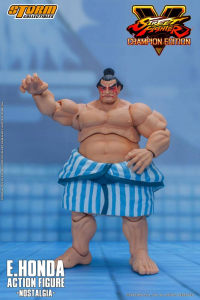 *PREORDER* Street Fighter V Champion Edition: HONDA - NOSTALGIA COSTUME by Storm Collectibles