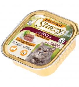 Stuzzy - Mister Cat - Sterilizzato - 32 vaschette 100 g