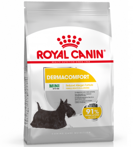 Royal Canin - Canine Care Nutrition - Mini Dermacomfort - 3kg