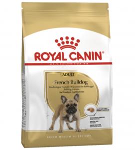 Royal Canin - Breed Health Nutrition - French Bulldog - Adult - 9 kg
