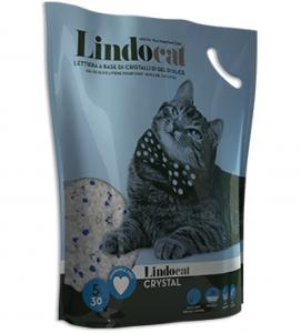 Lindocat Crystal - Silicio - Classica - 15 litri