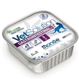 Monge - VetSolution Feline - Gastrointestinal - 100g x 6 vaschette