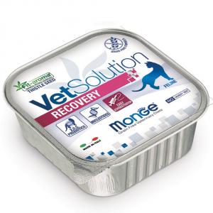 Monge - VetSolution Feline - Recovery - 100g x 6 vaschette