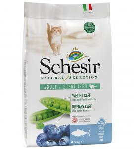 Schesir Cat - Natural Selection - Sterilizzato - 4.5kg