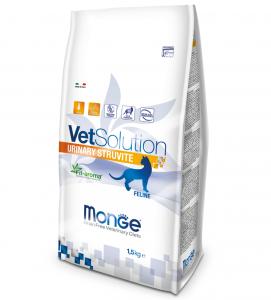 Monge - VetSolution Feline - Urinary Struvite - 1.5kg