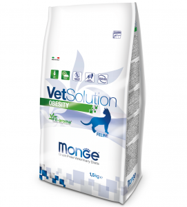 Monge - VetSolution Feline - Obesity - 1.5kg