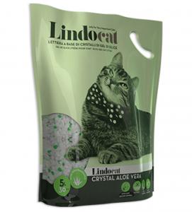 Lindocat Crystal - Silicio - 5 litri