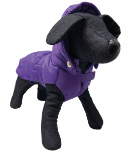 Fashion Dog - Cappotto Impermeabile Trapuntato