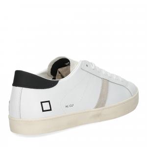 D.A.T.E. Hill low calf white black-5