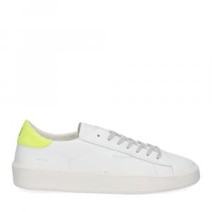 D.A.T.E. Ace calf white yellow-2