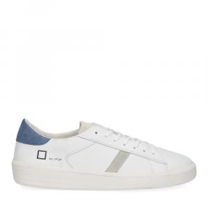 D.A.T.E. Ace pop white blue-2