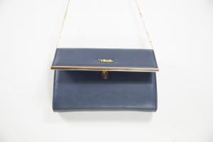 Borsa da sera blu. Vendita online accessori moda