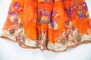 Handmade ethnic skirt | Online long skirts