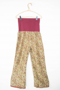Pantalone estivo etnico lungo. Abbigliamento donna online
