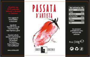 Passata d'Artista - 430/720gr