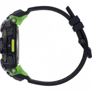 Casio G-Shock G-Squad, orologio digitale multifunzione, cassa verde fluo e nera