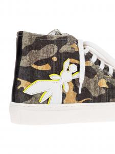 Patrizia Pepe Sneakers Camou print