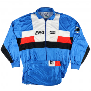 1991-92 Sampdoria Tuta L (Top)