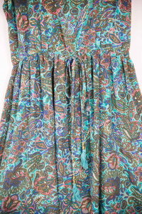 Summer short dress | Ethnic chic women's clothing