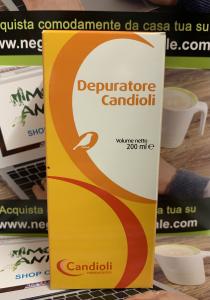 DEPURATORE CANDIOLI 200ml