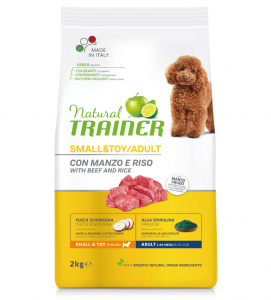 Trainer Natural - Small&Toy - Adult - 2 kg