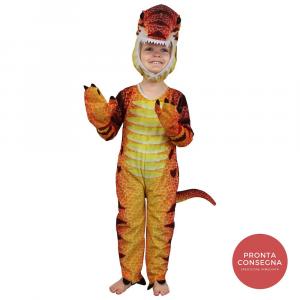 Costume Carnevale Dinosauro bambino
