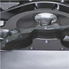 TRATTORINO HUSQVARNA RIDER 115C - piatto cm 95
