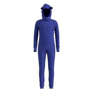 One piece suit ACTIVE WARM kids