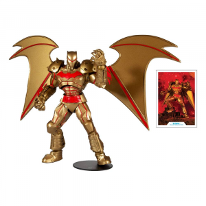 *PREORDER* DC Multiverse: BATMAN HELLBAT SUIT (GOLD EDITION) by McFarlane Toys