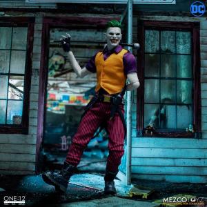 *PREORDER* DC Comics: THE JOKER - CLOWN PRINCE OF CRIME EDITION by Mezco Toys