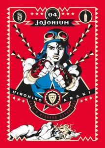 Jojonium 4-7 La seconda serie di Jojo