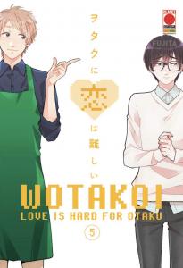 Wotakoi: love is hard for otaku  (sequenza completa 2-5)