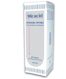 MICACID SCHIUMA VAGINALE 100ML