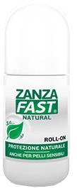 ZANZAFAST NATURAL 50ML ROLL ON