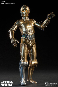 *PREORDER* Star Wars -Episodio IV: C-3PO 1/6 by Sideshow Collectibles