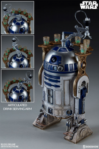 *PREORDER* Star Wars: R2-D2 1/6 by Sideshow Collectibles
