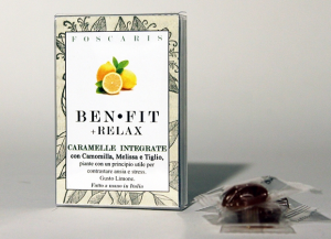 Caramelle Integrate +RELAX Gusto Limone