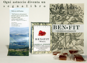 Caramelle Integrate +RELAX Gusto Frutti Rossi