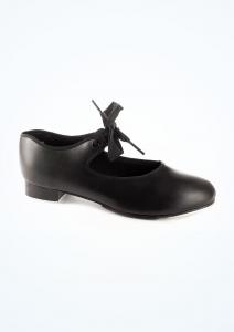 La Tyette in ecopelle scarpa per bambine da tip tap marca Capezio--2